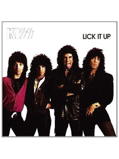 KISS: Lick It Up Digital Sheet Music | Guitar Tab