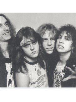 Metallica: No Leaf Clover Digital Sheet Music   Guitar Tab
