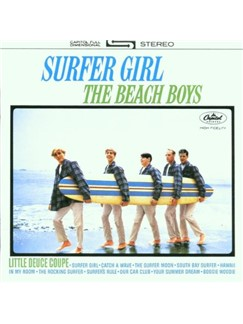 The Beach Boys: Surfer Girl Digital Sheet Music   Piano (Big Notes)