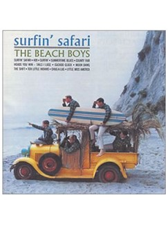The Beach Boys: Surfin' Safari Digital Sheet Music   Piano, Vocal & Guitar (Right-Hand Melody)