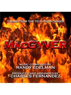 Randy Edelman: MacGyver (Theme from the TV Series) Digital Sheet Music | Piano, Vocal & Guitar (Right-Hand Melody)