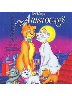 Al Rinker: Ev'rybody Wants To Be A Cat (from Walt Disney's The Aristocats) Digital Sheet Music | Piano, Vocal & Guitar (Right-Hand Melody)