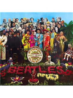 The Beatles: Sgt. Pepper's Lonely Hearts Club Band (Reprise) Partituras Digitales | Textos y Acordes (Pentagramas )