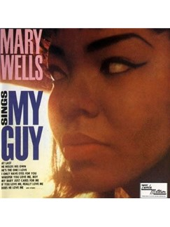 Mary Wells: My Guy Digital Sheet Music | Piano, Vocal & Guitar (Right-Hand Melody)
