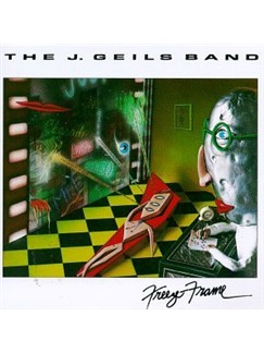 J. Geils Band: Centerfold Digital Sheet Music | Melody Line, Lyrics & Chords