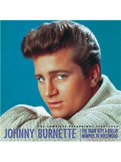Johnny Burnett: Train Kept A-Rollin' Digital Sheet Music   Guitar Tab
