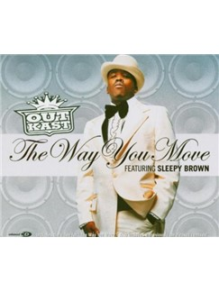 OutKast: The Way You Move Digital Sheet Music | Piano, Vocal & Guitar (Right-Hand Melody)