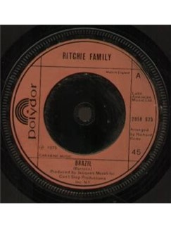 The Ritchie Family: Brazil Digital Sheet Music | Piano, Vocal & Guitar (Right-Hand Melody)
