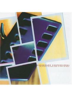 Dashboard Confessional: Again I Go Unnoticed Digital Sheet Music | Guitar Tab