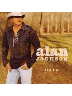Alan Jackson: Strong Enough Digital Sheet Music | Piano, Vocal & Guitar (Right-Hand Melody)
