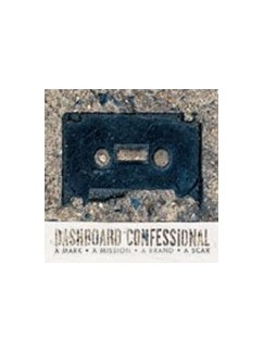 Dashboard Confessional: Carve Your Heart Out Yourself Digital Sheet Music | Guitar Tab