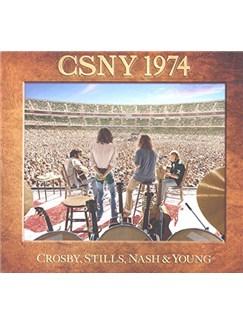 Crosby, Stills & Nash: Immigration Man Digital Sheet Music | Piano, Vocal & Guitar (Right-Hand Melody)