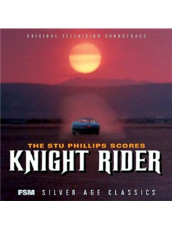 Stu Phillips: Knight Rider Theme Digital Sheet Music | Piano