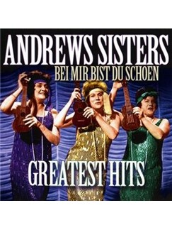 The Andrews Sisters: I Can Dream, Can't I? Digital Sheet Music | Piano, Vocal & Guitar (Right-Hand Melody)