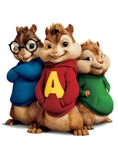 Alvin And The Chipmunks: The Chipmunk Song Digital Sheet Music | Piano (Big Notes)