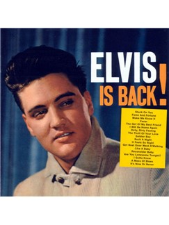Elvis Presley: It's Now Or Never Digital Sheet Music | Lyrics & Chords (with Chord Boxes)