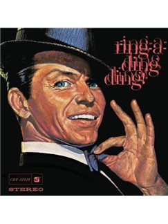 Frank Sinatra: Ring-A-Ding Ding Digital Sheet Music | Piano, Vocal & Guitar (Right-Hand Melody)