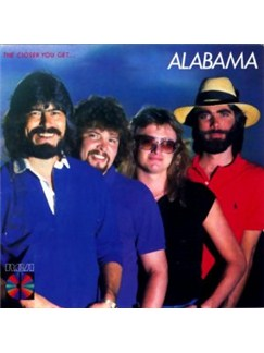 Alabama: The Closer You Get Digital Sheet Music | Piano, Vocal & Guitar (Right-Hand Melody)