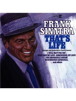 Frank Sinatra: That's Life Digital Sheet Music | Piano, Vocal & Guitar (Right-Hand Melody)
