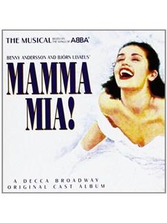 ABBA: Mamma Mia Digital Sheet Music   Piano, Vocal & Guitar (Right-Hand Melody)