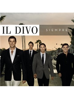 Il Divo: Somewhere Digital Sheet Music | Piano, Vocal & Guitar (Right-Hand Melody)