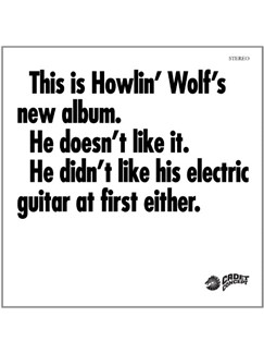 Howlin' Wolf: Smokestack Lightning Digital Sheet Music | Guitar Tab
