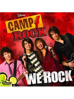 Camp Rock (Movie): We Rock Digital Sheet Music | Piano, Vocal & Guitar (Right-Hand Melody)