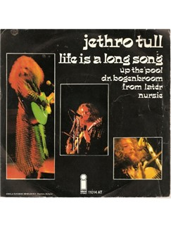 Jethro Tull: Life Is A Long Song Digital Sheet Music | Guitar Tab