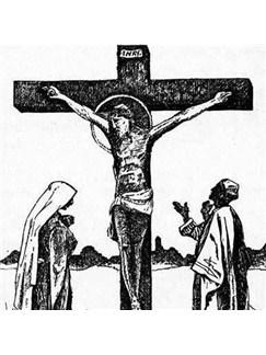 John H. Stockton: Down At The Cross (Glory To His Name) Digital Sheet Music | Piano (Big Notes)