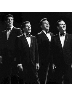 Frankie Valli & The Four Seasons: Sherry Digital Sheet Music | Lyrics & Chords (with Chord Boxes)