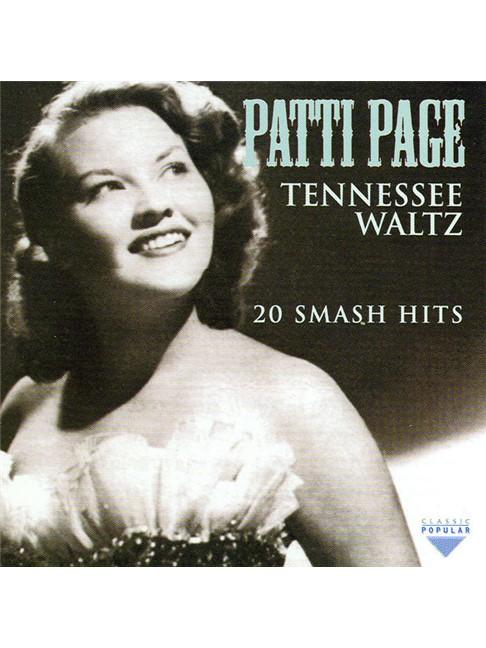 Patti Page Tennessee Waltz Lyrics Piano Chords Digital Sheet