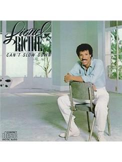 Lionel Richie: Penny Lover Digital Sheet Music   Melody Line, Lyrics & Chords