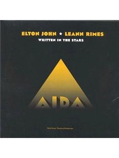 Elton John & LeAnn Rimes: Written In The Stars Digital Sheet Music | Melody Line, Lyrics & Chords