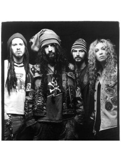 White Zombie: More Human Than Human Partituras Digitales | Tablaturas de Guitarra Fácil