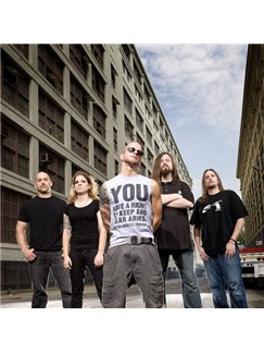 All That Remains: Aggressive Opposition Partituras Digitales | Acorde de Guitarra