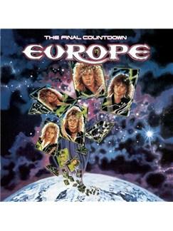 Europe: Final Countdown Digital Sheet Music | Piano, Vocal & Guitar (Right-Hand Melody)