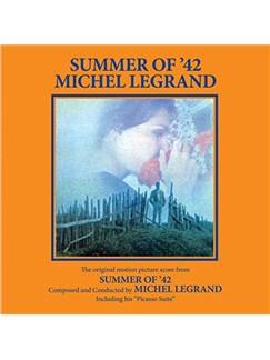 Michel Legrand: Theme From Summer Of '42 (The Summer Knows) Partituras Digitales | Piano Fácil