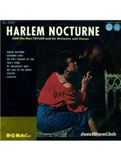 Dick Rogers: Harlem Nocturne Digital Sheet Music | Piano, Vocal & Guitar (Right-Hand Melody)