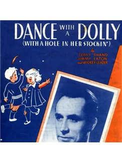 Jimmy Eaton: Dance With A Dolly (With A Hole In Her Stockin') Digital Sheet Music | Piano, Vocal & Guitar (Right-Hand Melody)