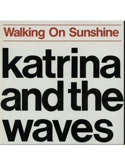 Katrina and the Waves: Walking On Sunshine Digital Sheet Music | Piano, Vocal & Guitar (Right-Hand Melody)