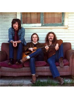 Crosby, Stills & Nash: Music Is Love Digital Sheet Music | Lyrics & Chords (with Chord Boxes)