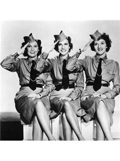 The Andrews Sisters: Christmas Tree Angel (arr. Jill Gallina) Digital Sheet Music | SSA