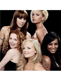 Spice Girls: Wannabe Digital Sheet Music | Melody Line, Lyrics & Chords