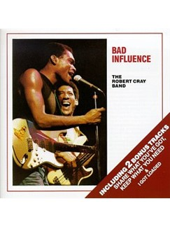 Robert Cray: Bad Influence Digital Sheet Music | Guitar Tab