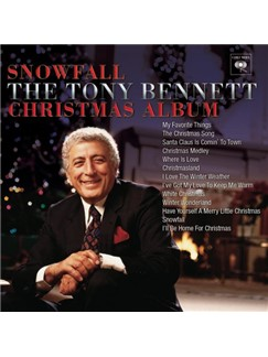 Tony Bennett: Snowfall Digitale Noten   Leichte Tabulatur für Gitarre