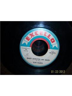 Slim Harpo: Baby, Scratch My Back Digital Sheet Music | Guitar Tab