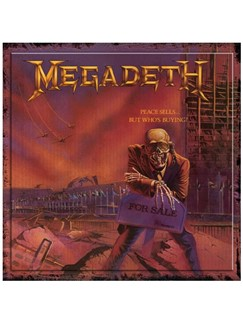 Megadeth: Peace Sells Digital Sheet Music | Bass Guitar Tab