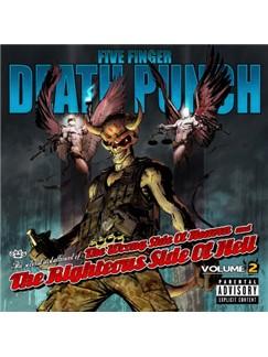 Five Finger Death Punch: Lift Me Up Digital Sheet Music | Guitar Tab