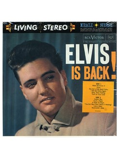 Elvis Presley: Stuck On You Digital Sheet Music | Piano