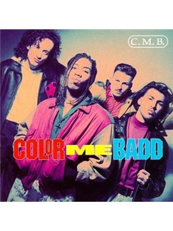 Color Me Badd: All 4 Love Digital Sheet Music | Melody Line, Lyrics & Chords